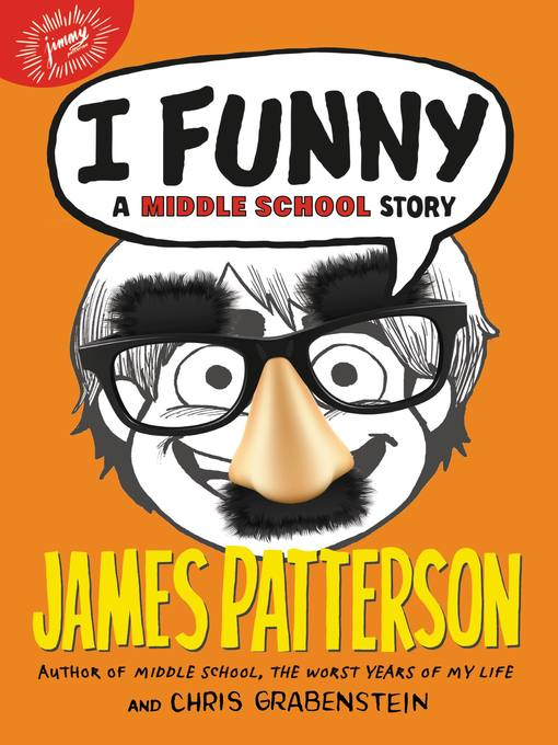 Title details for I Funny by James Patterson - Available