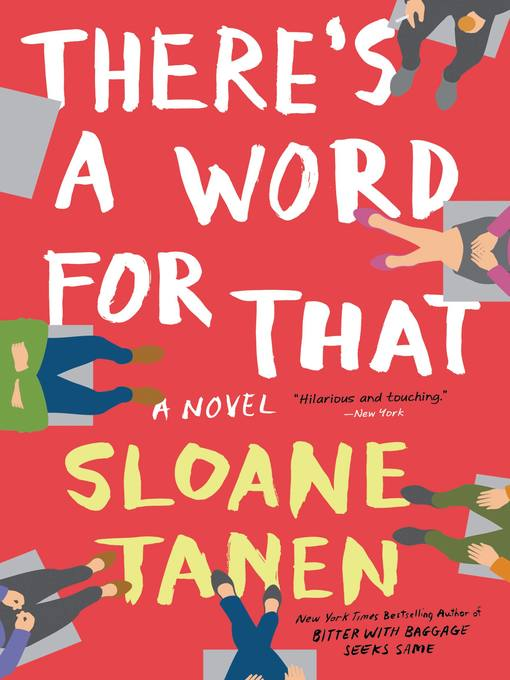 Title details for There's a Word for That by Sloane Tanen - Available