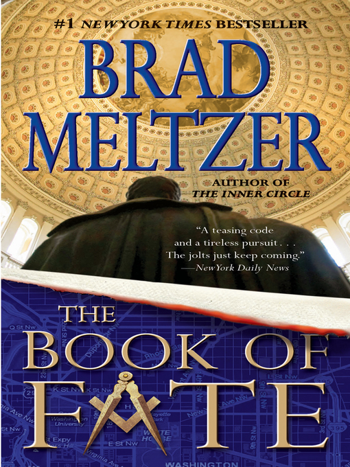 Title details for The Book of Fate by Brad Meltzer - Available