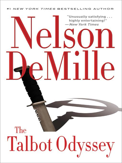 Title details for The Talbot Odyssey by Nelson DeMille - Available