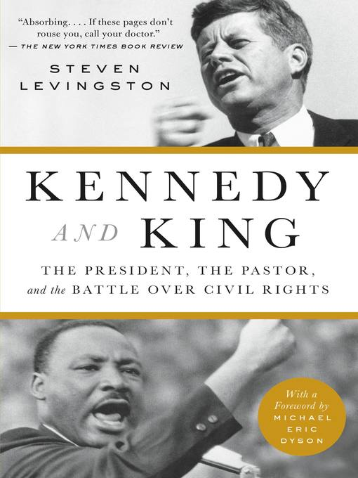 Title details for Kennedy and King by Steven Levingston - Available