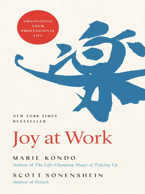 Title details for Joy at Work by Marie Kondo - Wait list