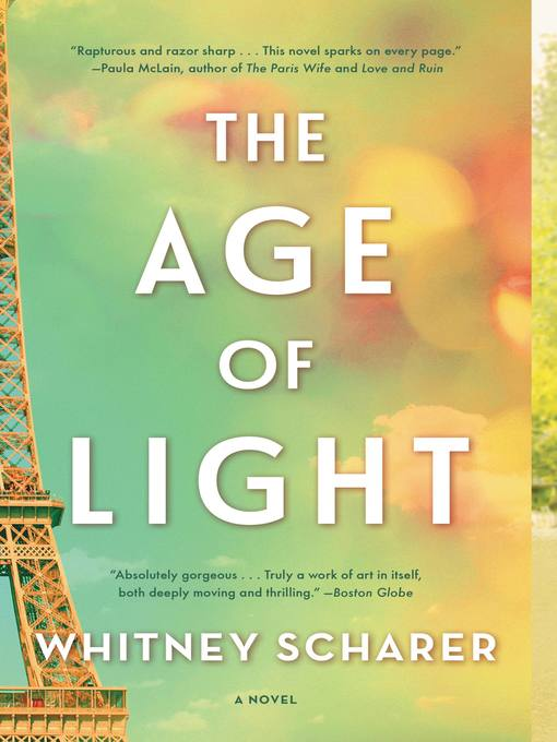 Title details for The Age of Light by Whitney Scharer - Available