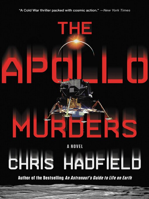 Title details for The Apollo Murders by Chris Hadfield - Wait list