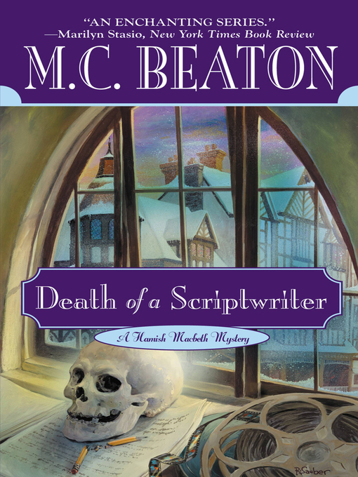 Title details for Death of a Scriptwriter by M. C. Beaton - Available