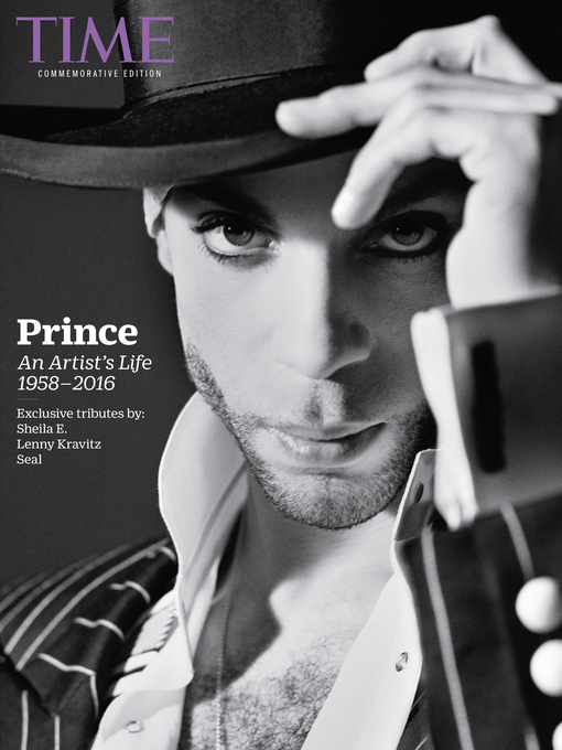 Title details for TIME Prince, an Artist's Life 1958-2016 by The Editors of TIME - Available