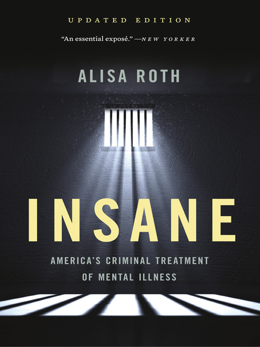 Cover of Insane