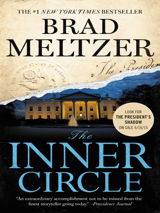 Title details for The Inner Circle by Brad Meltzer - Available