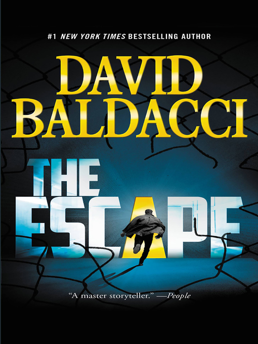 Title details for The Escape by David Baldacci - Wait list
