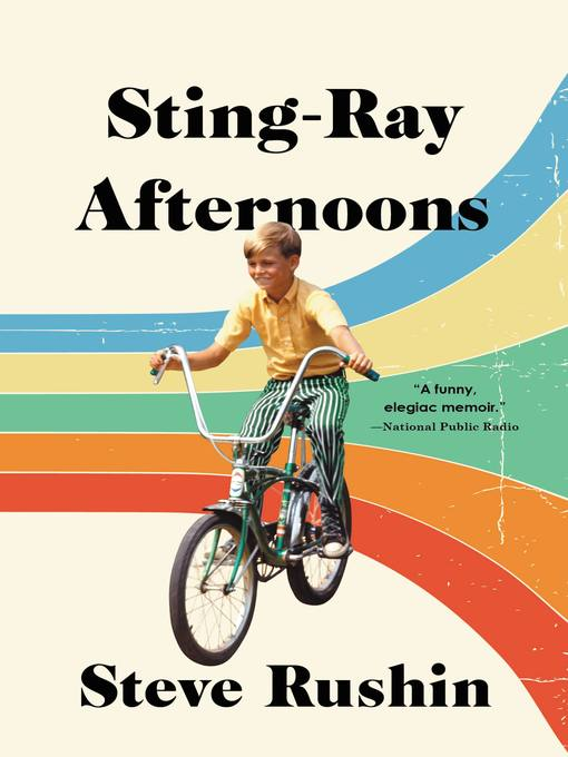 Title details for Sting-Ray Afternoons by Steve Rushin - Wait list