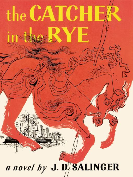 Cover image for book: The Catcher in the Rye