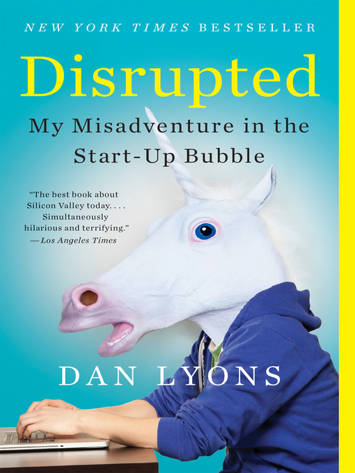 Cover of Disrupted