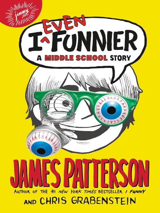 Title details for I, Even Funnier by James Patterson - Available