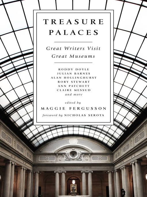 Title details for Treasure Palaces by Maggie Fergusson - Available