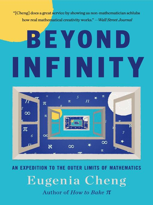 Title details for Beyond Infinity by Eugenia Cheng - Available