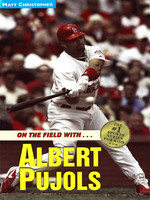 Cover image for Albert Pujols
