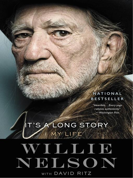 Title details for It's a Long Story by Willie Nelson - Available