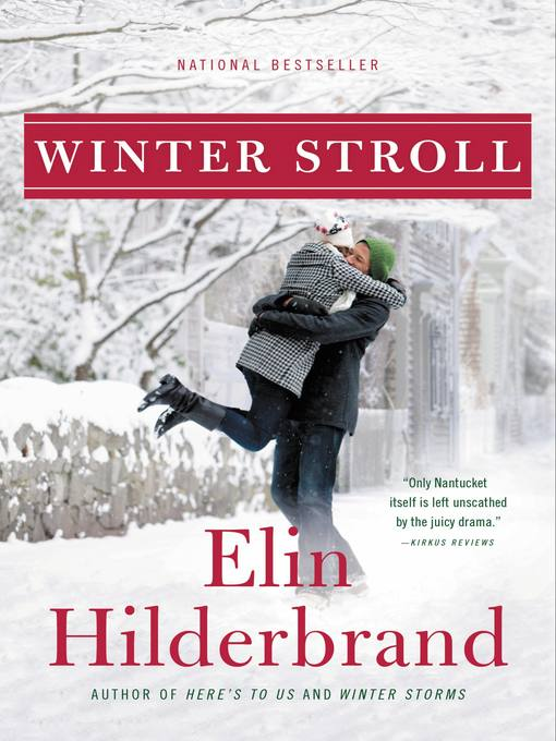 Title details for Winter Stroll by Elin Hilderbrand - Wait list