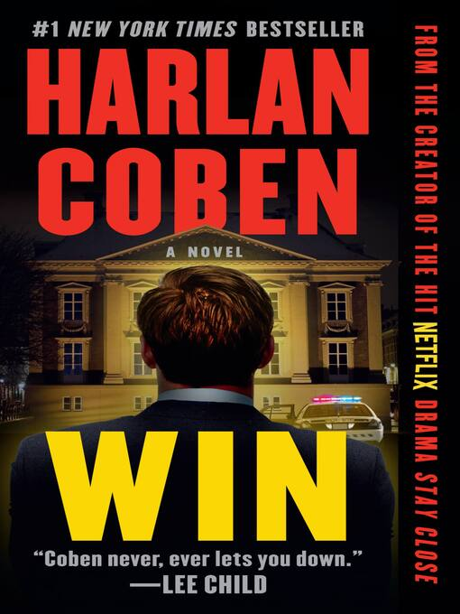 Title details for Win by Harlan Coben - Wait list