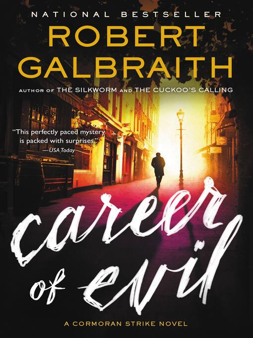 Détails du titre pour Career of Evil par Robert Galbraith - Disponible
