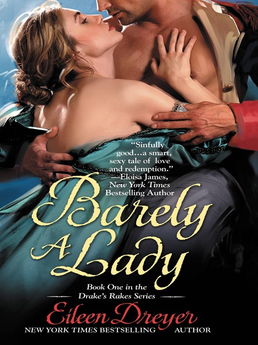 Title details for Barely a Lady by Eileen Dreyer - Wait list