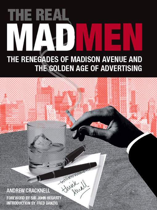 Title details for The Real Mad Men by Andrew Cracknell - Available