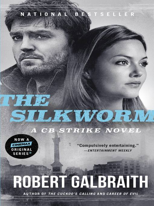 Title details for The Silkworm by Robert Galbraith - Available