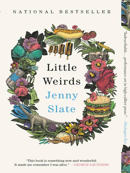 Title details for Little Weirds by Jenny Slate - Available