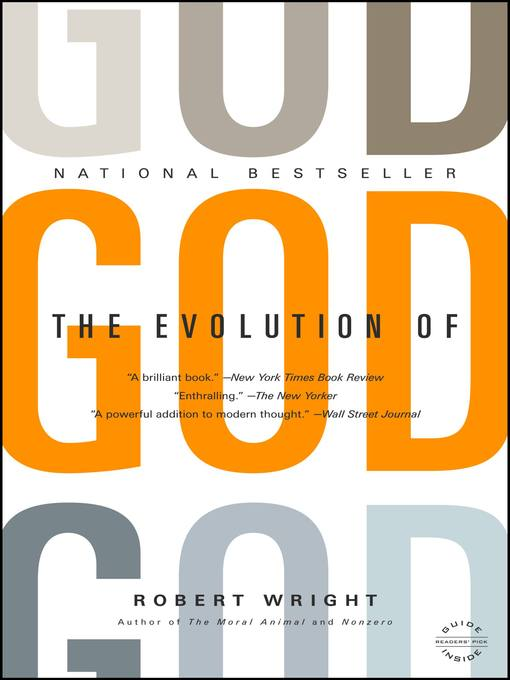 Title details for The Evolution of God by Robert Wright - Available