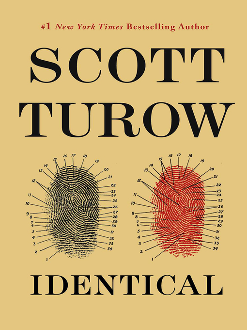 Title details for Identical by Scott Turow - Available