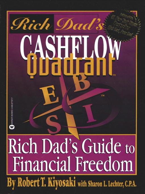 Title details for Rich Dad's Advisors®: Cashflow Quadrant by Robert T. Kiyosaki - Wait list