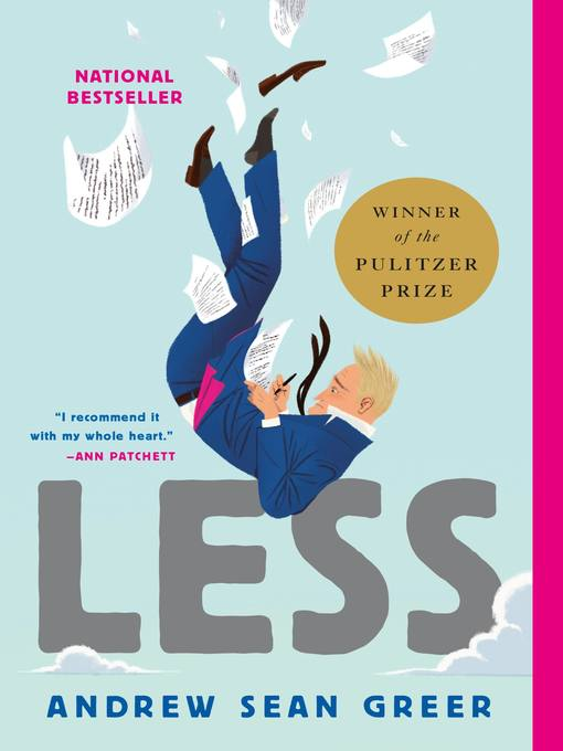 Title details for Less by Andrew Sean Greer - Wait list