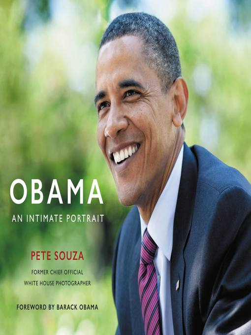 Title details for Obama by Pete Souza - Available