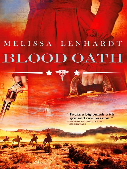 Title details for Blood Oath by Melissa Lenhardt - Available