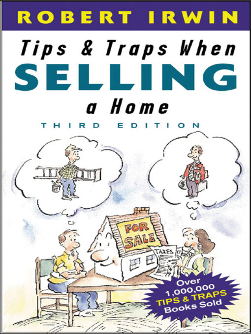Title details for Tips & Traps When Selling a Home by Robert Irwin - Available