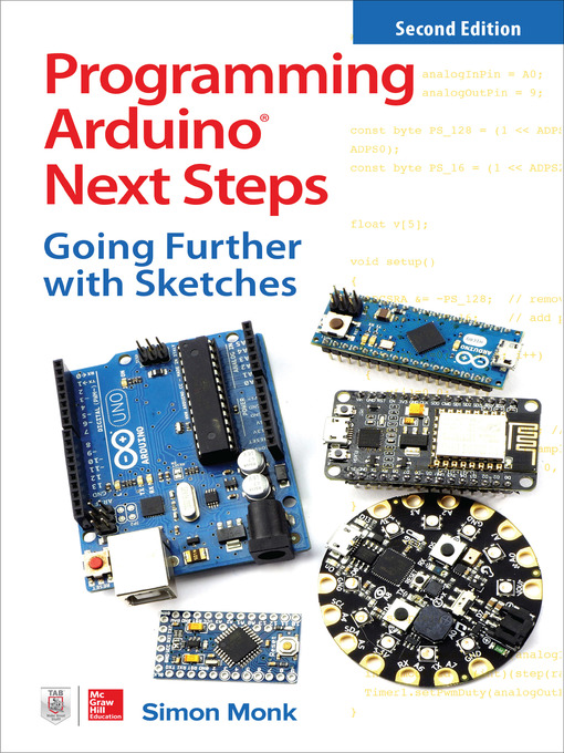 Programming Arduino Next Steps - Toronto Public Library - OverDrive