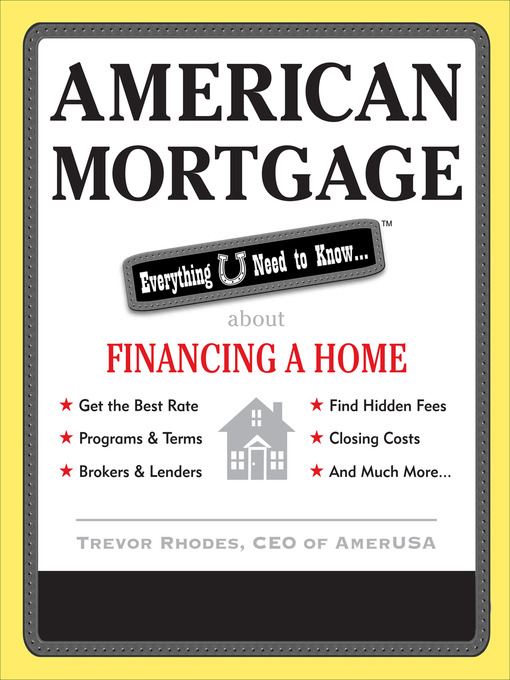 Title details for American Mortgage by Trevor Rhodes - Available