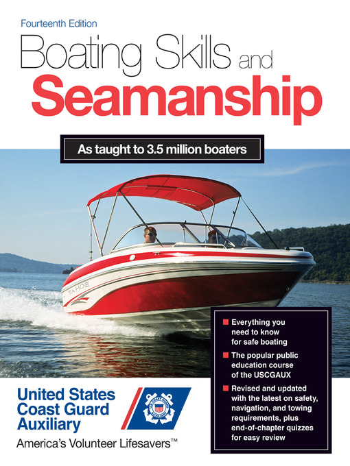 Title details for Boating Skills and Seamanship by Inc. U. S. Coast Guard Auxiliary Assoc. - Wait list