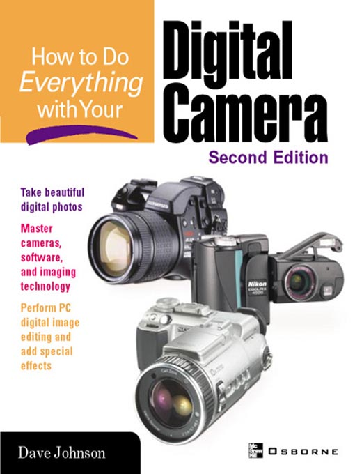Cover of How to Do Everything with Your Digital Camera