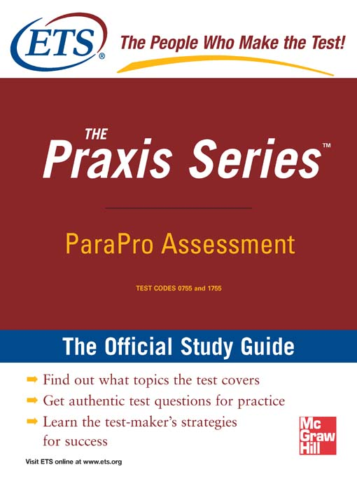 parapro assessment - fairfax county public library - overdrive