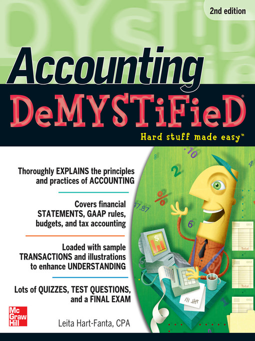 Accounting demystified national library board singapore overdrive title details for accounting demystified by leita hart available fandeluxe Image collections