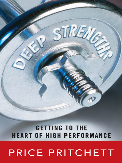 Title details for Deep Strengths by Price Pritchett - Available