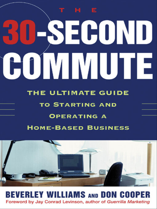 Title details for The 30-Second Commute by Beverley Williams - Available