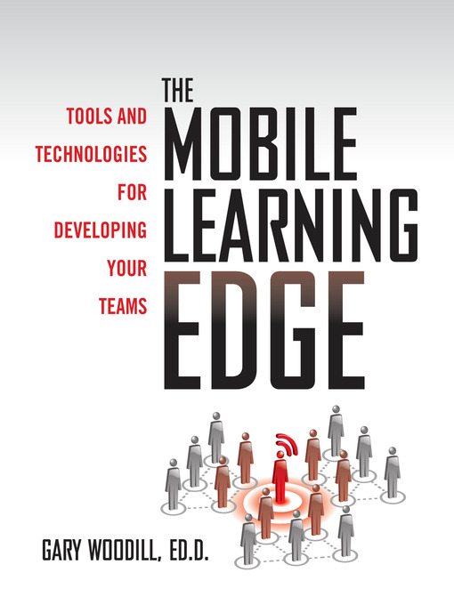 Cover of The Mobile Learning Edge