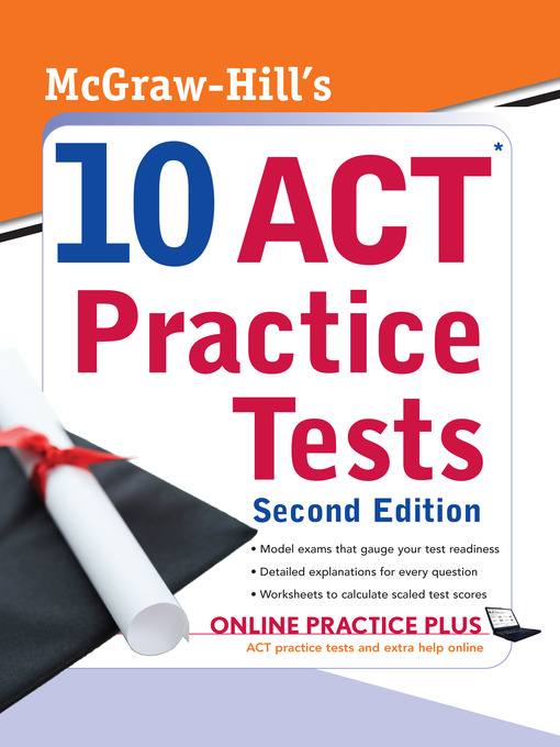 Mcgraw Hills 10 Act Practice Tests New York Public Library