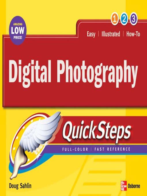 Title details for Digital Photography by Doug Sahlin - Wait list