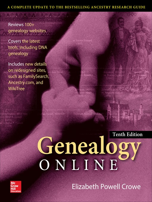 Title details for Genealogy Online by Elizabeth Powell Crowe - Available