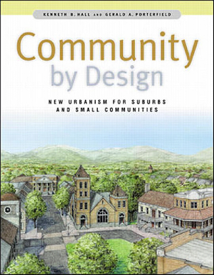 Title details for Community by Design by Kenneth B. Hall - Available