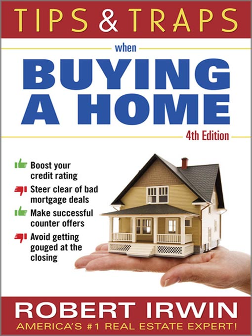 Title details for Tips & Traps When Buying a Home by Robert Irwin - Available