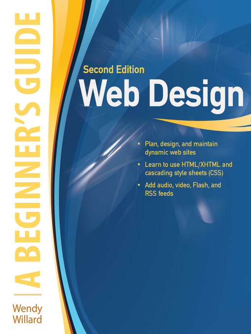 Title details for Web Design by Wendy Willard - Available
